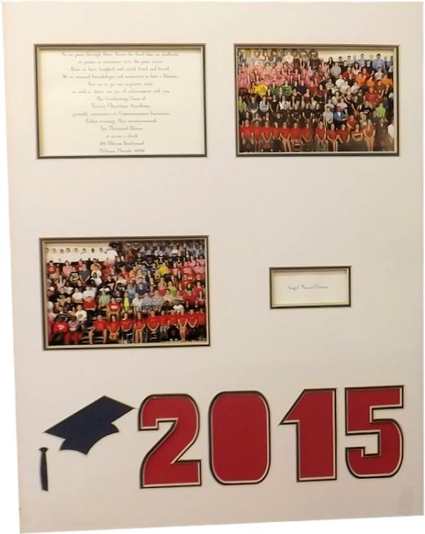 16 x 20 picture matboard